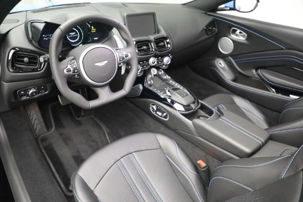 New 2021 Aston Martin Vantage Roadster for sale $186,386 at Bugatti of Greenwich in Greenwich CT 06830 19