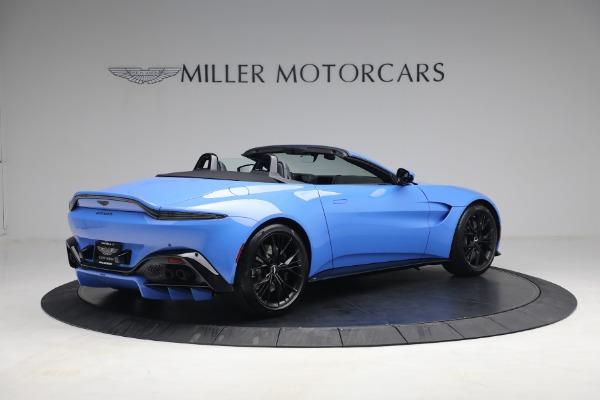 New 2021 Aston Martin Vantage Roadster for sale $186,386 at Bugatti of Greenwich in Greenwich CT 06830 6