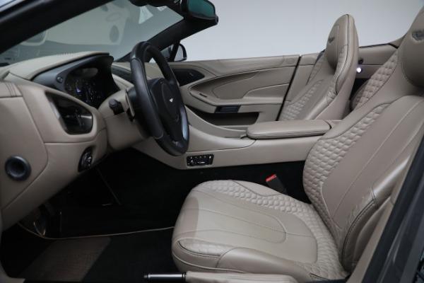 New 2016 Aston Martin Vanquish Volante for sale Sold at Bugatti of Greenwich in Greenwich CT 06830 20