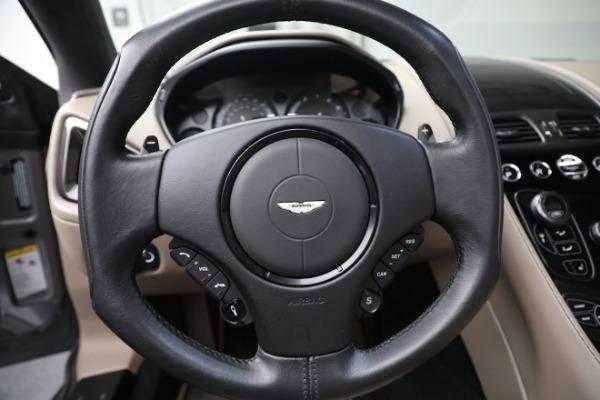 New 2016 Aston Martin Vanquish Volante for sale Sold at Bugatti of Greenwich in Greenwich CT 06830 27