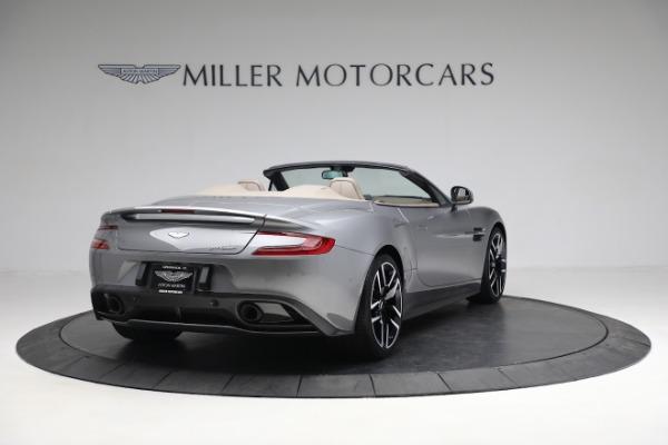 New 2016 Aston Martin Vanquish Volante for sale Sold at Bugatti of Greenwich in Greenwich CT 06830 6