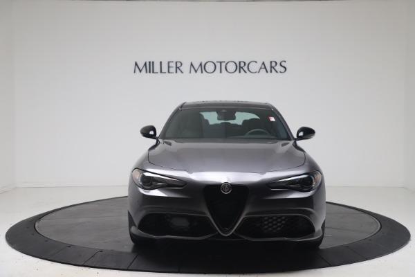New 2022 Alfa Romeo Giulia Veloce for sale $52,845 at Bugatti of Greenwich in Greenwich CT 06830 12