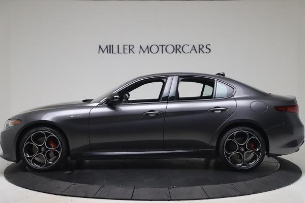 New 2022 Alfa Romeo Giulia Veloce for sale $52,845 at Bugatti of Greenwich in Greenwich CT 06830 3