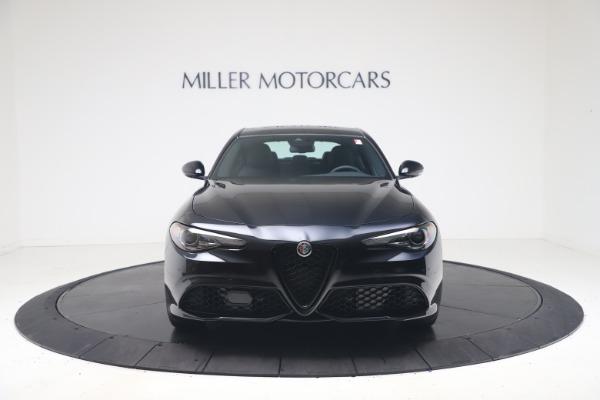 New 2022 Alfa Romeo Giulia Veloce for sale $52,045 at Bugatti of Greenwich in Greenwich CT 06830 12