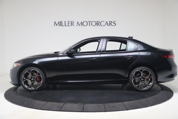 New 2022 Alfa Romeo Giulia Veloce for sale $52,045 at Bugatti of Greenwich in Greenwich CT 06830 3