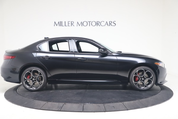 New 2022 Alfa Romeo Giulia Veloce for sale $52,045 at Bugatti of Greenwich in Greenwich CT 06830 9