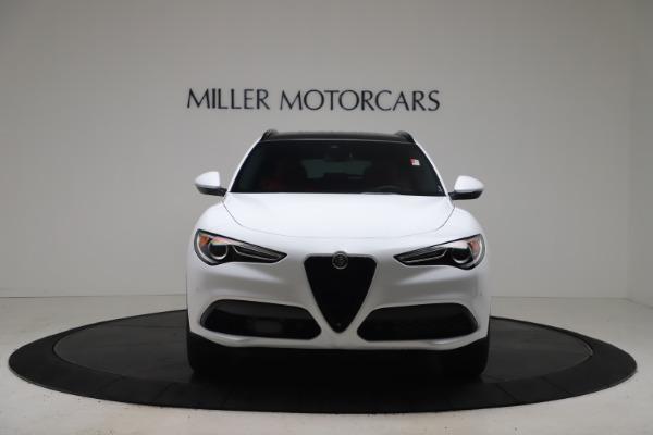 New 2022 Alfa Romeo Stelvio Sprint for sale $52,245 at Bugatti of Greenwich in Greenwich CT 06830 12