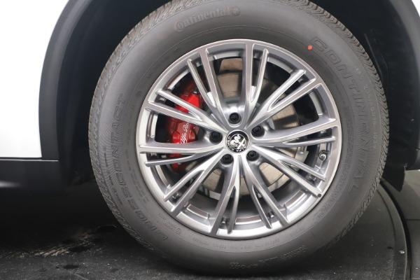 New 2022 Alfa Romeo Stelvio Sprint for sale $52,245 at Bugatti of Greenwich in Greenwich CT 06830 23