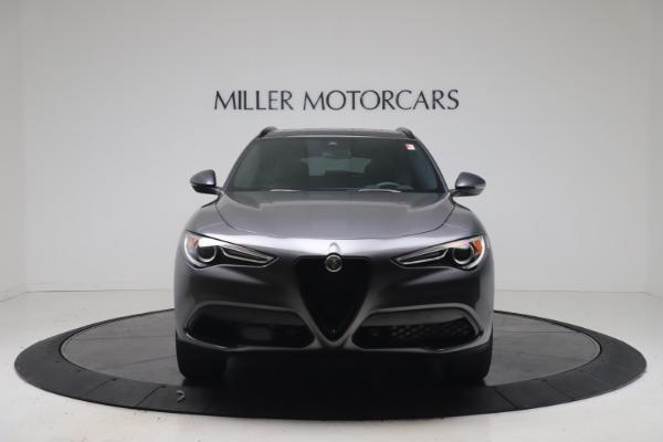 New 2022 Alfa Romeo Stelvio Sprint for sale $52,305 at Bugatti of Greenwich in Greenwich CT 06830 12