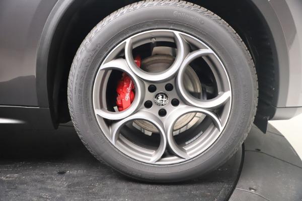 New 2022 Alfa Romeo Stelvio Sprint for sale $52,305 at Bugatti of Greenwich in Greenwich CT 06830 23