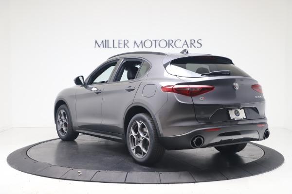 New 2022 Alfa Romeo Stelvio Sprint for sale $52,305 at Bugatti of Greenwich in Greenwich CT 06830 5