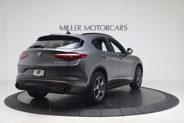 New 2022 Alfa Romeo Stelvio Sprint for sale $52,305 at Bugatti of Greenwich in Greenwich CT 06830 7