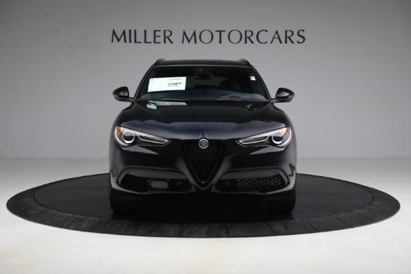 New 2022 Alfa Romeo Stelvio Veloce for sale $56,955 at Bugatti of Greenwich in Greenwich CT 06830 12
