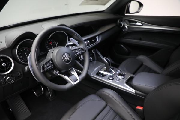 New 2022 Alfa Romeo Stelvio Veloce for sale $56,955 at Bugatti of Greenwich in Greenwich CT 06830 13