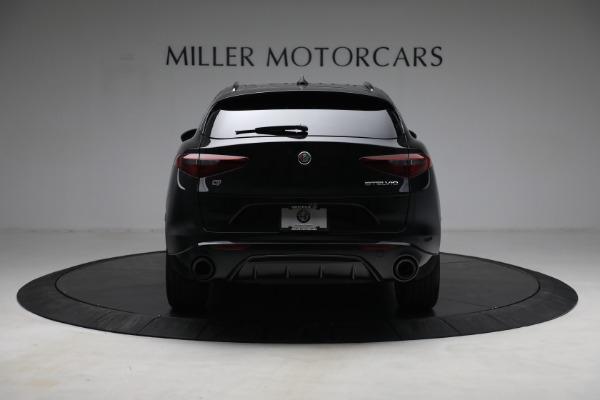 New 2022 Alfa Romeo Stelvio Veloce for sale $56,955 at Bugatti of Greenwich in Greenwich CT 06830 6