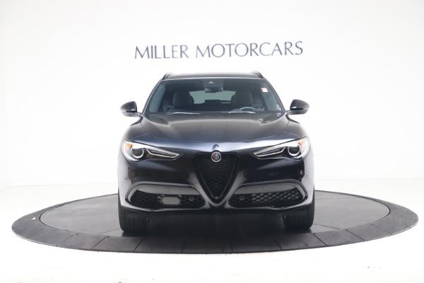 New 2022 Alfa Romeo Stelvio Veloce for sale $55,155 at Bugatti of Greenwich in Greenwich CT 06830 12