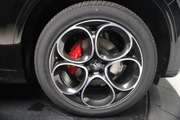 New 2022 Alfa Romeo Stelvio Veloce for sale $55,155 at Bugatti of Greenwich in Greenwich CT 06830 23