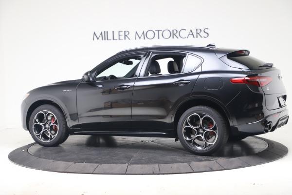 New 2022 Alfa Romeo Stelvio Veloce for sale $55,155 at Bugatti of Greenwich in Greenwich CT 06830 4