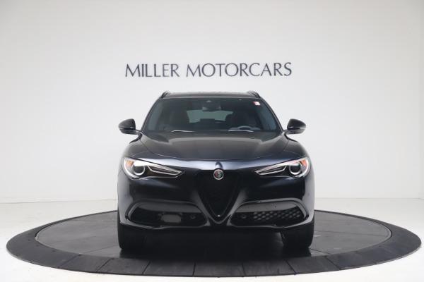 New 2022 Alfa Romeo Stelvio Veloce for sale Sold at Bugatti of Greenwich in Greenwich CT 06830 12