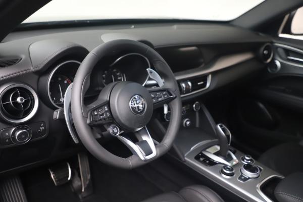 New 2022 Alfa Romeo Stelvio Veloce for sale Sold at Bugatti of Greenwich in Greenwich CT 06830 13