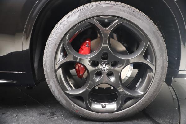 New 2022 Alfa Romeo Stelvio Veloce for sale Sold at Bugatti of Greenwich in Greenwich CT 06830 24