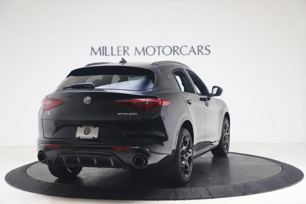 New 2022 Alfa Romeo Stelvio Veloce for sale Sold at Bugatti of Greenwich in Greenwich CT 06830 7