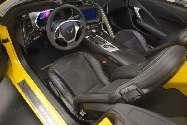 Used 2014 Chevrolet Corvette Stingray Z51 for sale Sold at Bugatti of Greenwich in Greenwich CT 06830 13
