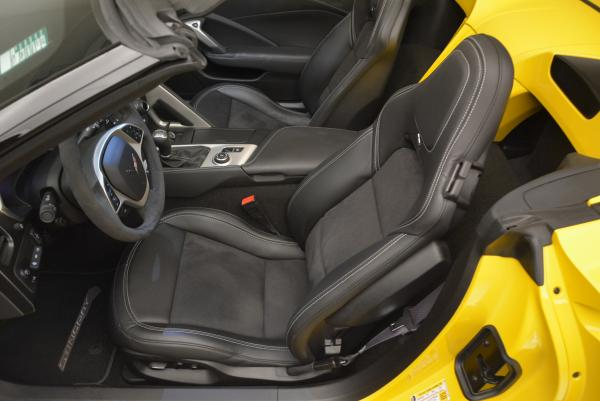 Used 2014 Chevrolet Corvette Stingray Z51 for sale Sold at Bugatti of Greenwich in Greenwich CT 06830 14
