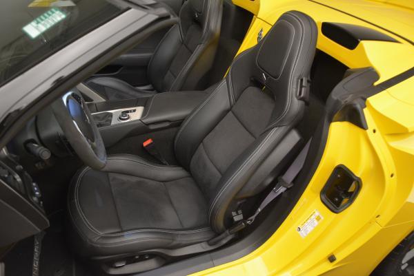 Used 2014 Chevrolet Corvette Stingray Z51 for sale Sold at Bugatti of Greenwich in Greenwich CT 06830 16