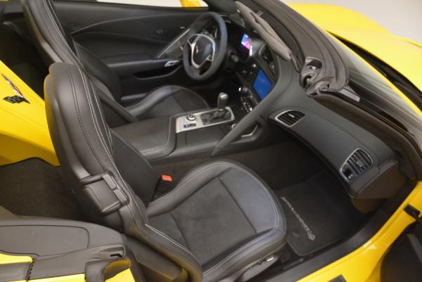 Used 2014 Chevrolet Corvette Stingray Z51 for sale Sold at Bugatti of Greenwich in Greenwich CT 06830 18
