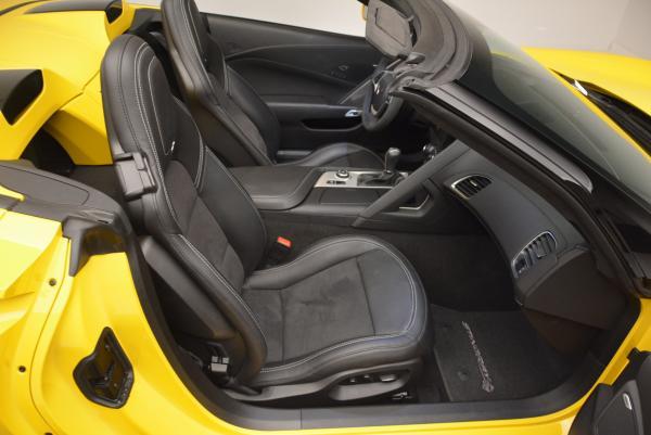 Used 2014 Chevrolet Corvette Stingray Z51 for sale Sold at Bugatti of Greenwich in Greenwich CT 06830 19