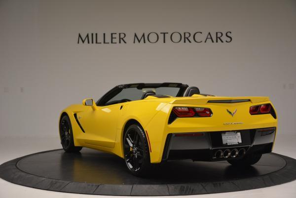 Used 2014 Chevrolet Corvette Stingray Z51 for sale Sold at Bugatti of Greenwich in Greenwich CT 06830 6