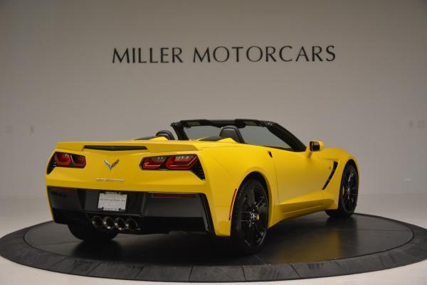 Used 2014 Chevrolet Corvette Stingray Z51 for sale Sold at Bugatti of Greenwich in Greenwich CT 06830 7