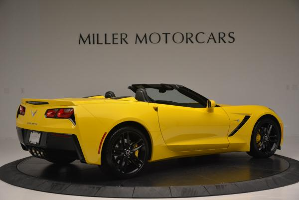 Used 2014 Chevrolet Corvette Stingray Z51 for sale Sold at Bugatti of Greenwich in Greenwich CT 06830 9