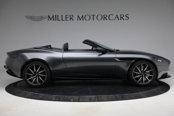 New 2021 Aston Martin DB11 Volante for sale $260,286 at Bugatti of Greenwich in Greenwich CT 06830 10