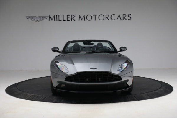 New 2021 Aston Martin DB11 Volante for sale $260,286 at Bugatti of Greenwich in Greenwich CT 06830 13