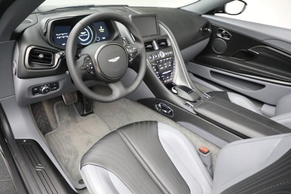 New 2021 Aston Martin DB11 Volante for sale $260,286 at Bugatti of Greenwich in Greenwich CT 06830 14