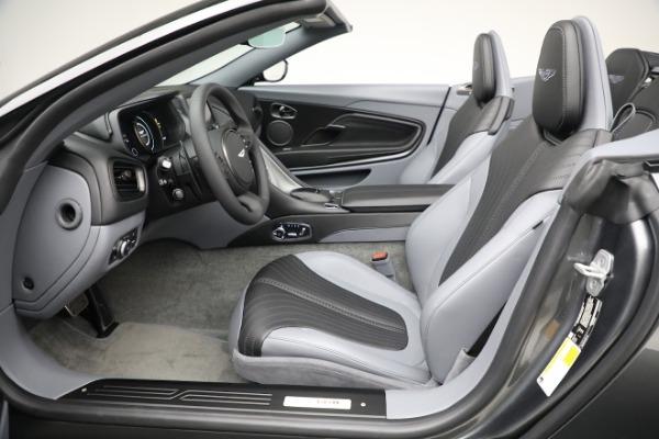 New 2021 Aston Martin DB11 Volante for sale $260,286 at Bugatti of Greenwich in Greenwich CT 06830 15