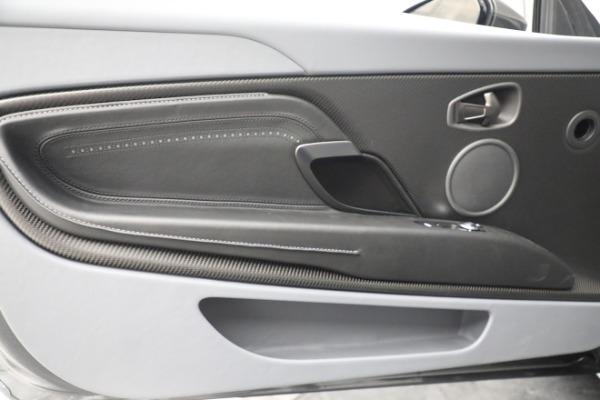 New 2021 Aston Martin DB11 Volante for sale $260,286 at Bugatti of Greenwich in Greenwich CT 06830 17