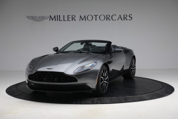 New 2021 Aston Martin DB11 Volante for sale $260,286 at Bugatti of Greenwich in Greenwich CT 06830 2