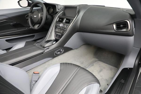 New 2021 Aston Martin DB11 Volante for sale $260,286 at Bugatti of Greenwich in Greenwich CT 06830 20