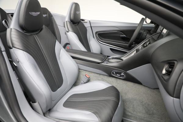 New 2021 Aston Martin DB11 Volante for sale $260,286 at Bugatti of Greenwich in Greenwich CT 06830 22