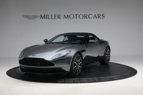 New 2021 Aston Martin DB11 Volante for sale $260,286 at Bugatti of Greenwich in Greenwich CT 06830 23