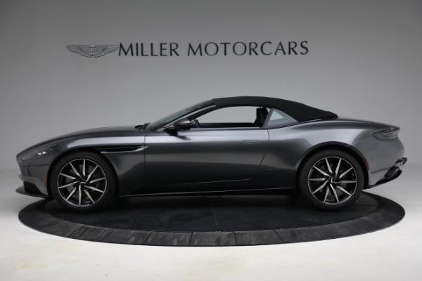 New 2021 Aston Martin DB11 Volante for sale $260,286 at Bugatti of Greenwich in Greenwich CT 06830 24