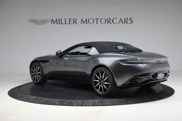 New 2021 Aston Martin DB11 Volante for sale $260,286 at Bugatti of Greenwich in Greenwich CT 06830 25