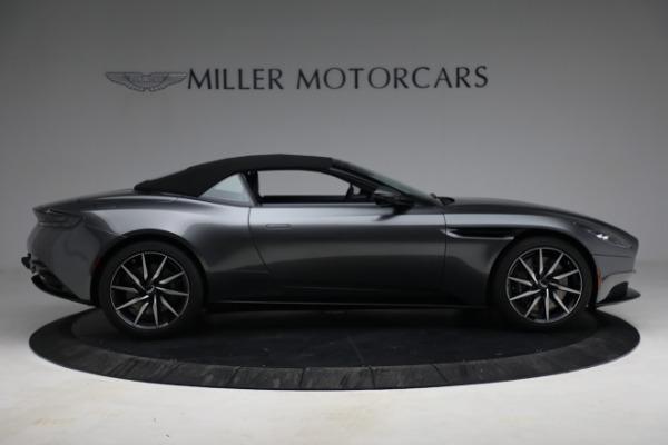 New 2021 Aston Martin DB11 Volante for sale $260,286 at Bugatti of Greenwich in Greenwich CT 06830 27