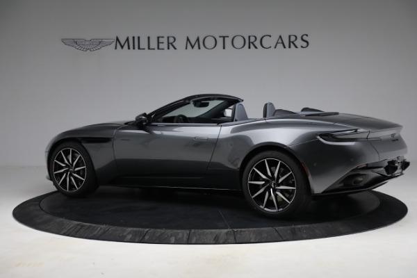 New 2021 Aston Martin DB11 Volante for sale $260,286 at Bugatti of Greenwich in Greenwich CT 06830 5