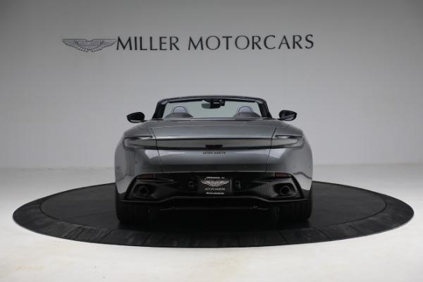 New 2021 Aston Martin DB11 Volante for sale $260,286 at Bugatti of Greenwich in Greenwich CT 06830 7