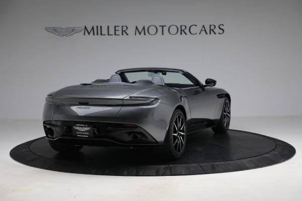 New 2021 Aston Martin DB11 Volante for sale $260,286 at Bugatti of Greenwich in Greenwich CT 06830 8