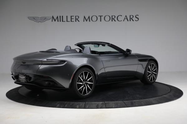 New 2021 Aston Martin DB11 Volante for sale $260,286 at Bugatti of Greenwich in Greenwich CT 06830 9